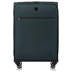 Tripp - Emerald 'Full Circle' medium 4-wheel suitcase