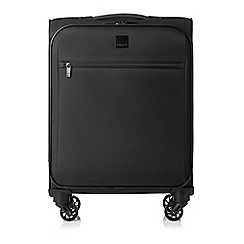 Tripp - Black 'Full Circle' cabin 4-wheel suitcase
