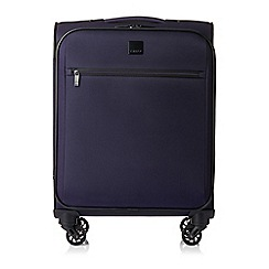 Tripp - grape 'Full Circle' cabin 4-wheel suitcase