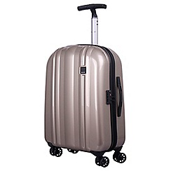 Tripp - Bronze 'Absolute Lite' cabin 4 wheel suitcase