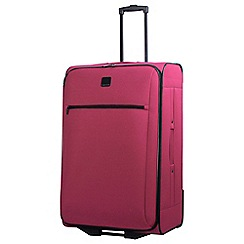 Tripp - Cherry 'Glide Lite III' 2 wheel large suitcase