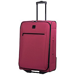 Tripp - Cherry 'Glide Lite III' 2 wheel medium suitcase