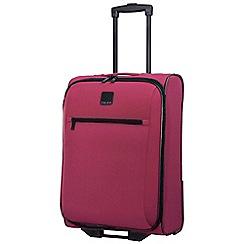Tripp - Cherry 'Glide Lite III' 2 wheel cabin suitcase