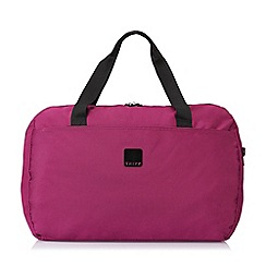 Tripp - Cherry 'Glide Lite III' large holdall