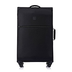 Tripp - Black 'Ultra Lite' 4 wheel large suitcase