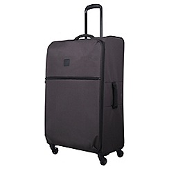 Tripp - Graphite 'Ultra Lite' 4 wheel large suitcase