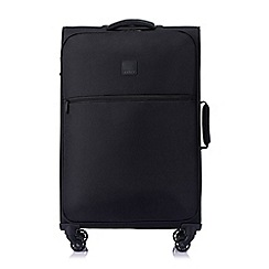 Tripp - Black 'Ultra Lite' 4 Wheel Medium Suitcase