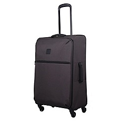 Tripp - Graphite 'Ultra Lite' 4 wheel medium suitcase