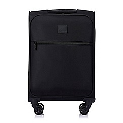 Tripp - Black 'Ultra Lite' 4 Wheel Cabin Suitcase