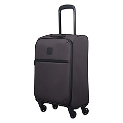 Tripp - Graphite 'Ultra Lite' 4 Wheel Cabin Suitcase