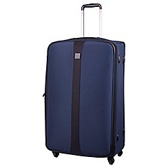 Tripp - Ink blue 'Superlite 4W' Large 4-wheel suitcase