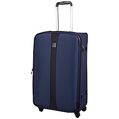 Tripp - Ink blue 'Superlite 4W ' medium 4 wheel suitcase