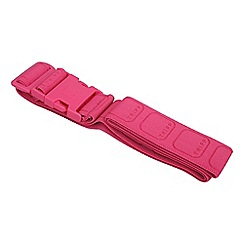 Tripp - Raspberry 'Accessories' luggage strap