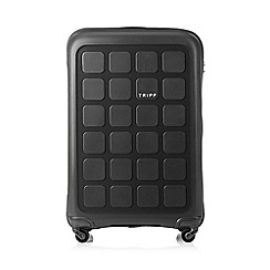 Tripp - Slate 'Holiday 6' large 4 wheel suitcase