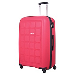Tripp - Raspberry 'Holiday 6' large 4 wheel suitcase