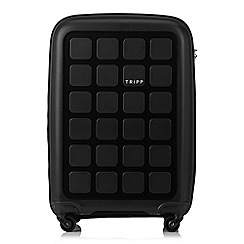 Tripp - Black 'Holiday 6' medium 4 wheel suitcase