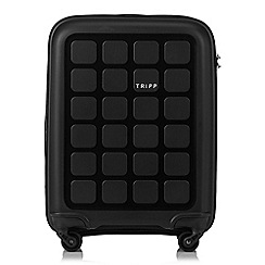 Tripp - Black 'Holiday 6' cabin 4 wheel suitcase