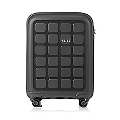 Tripp - Slate 'Holiday 6' cabin 4 wheel suitcase