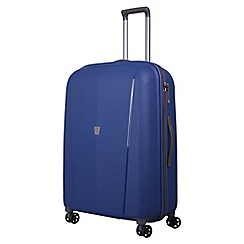 Tripp - China blue 'Ultimate Lite ' large 4-wheel case