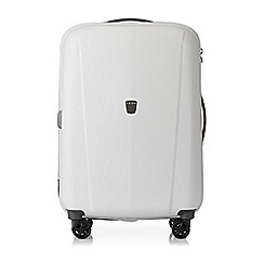Tripp - White 'Ultimate Lite II' medium 4 wheel suitcase