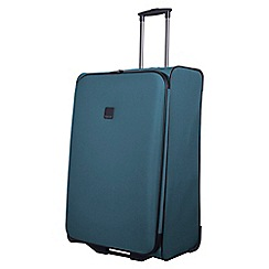 Tripp - Teal 'Express' 2 wheel large suitcase