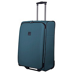 Tripp - Teal 'Express' 2 wheel medium suitcase