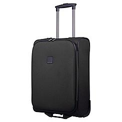 Tripp - Black 'Express' 2 wheel cabin suitcase