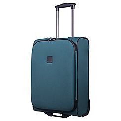 Tripp - Teal 'Express' 2 wheel cabin suitcase