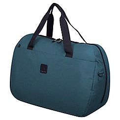 Tripp - Teal 'Express' large holdall