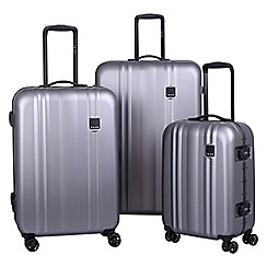 Tripp - Absolute Lite II Luggage range pewter