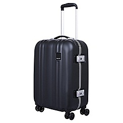 Tripp - Black 'Absolute Lite II' cabin 4 wheel suitcase