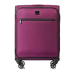 Tripp - Damson 'Full Circle' cabin 4 wheel suitcase