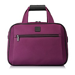 Tripp - Damson 'Full Circle' flight bag