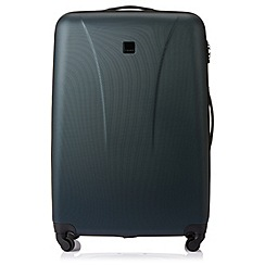 Tripp - Racing green 'Lite' 4 wheel large suitcase