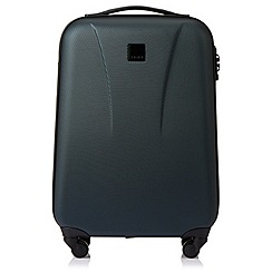 Tripp - Racing green ' Lite' 4 wheel cabin suitcase