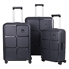 Tripp - 'Superlock II' luggage range charcoal