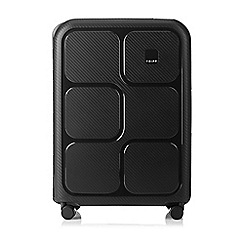 Tripp - Charcoal 'Superlock II' medium 4 wheel suitcase