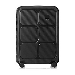 Tripp - Charcoal 'Superlock II' 4 wheel cabin suitcase