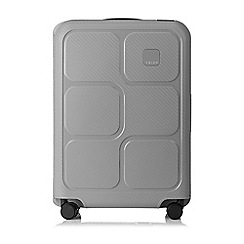 Tripp - Dove grey 'Superlock II' 4 wheel cabin suitcase