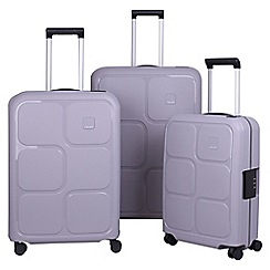 Tripp - 'Superlock II'  luggage range dove grey