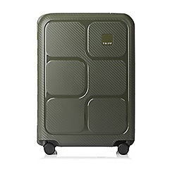 Tripp - Olive 'Superlock II' 4 wheel cabin suitcase
