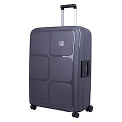 Tripp - Graphite 'Superlock II' 4 wheel large suitcase