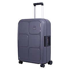 Tripp - Graphite 'Superlock II' medium 4 wheel suitcase