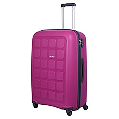 Tripp - Cerise 'Holiday 6' large 4 wheel suitcase