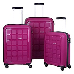 Tripp - Holiday 6' Luggage range cerise