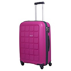 Tripp - Cerise 'Holiday 6' medium 4 wheel suitcase