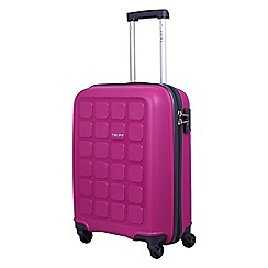 Tripp - Cerise 'Holiday 6' cabin 4 wheel suitcase