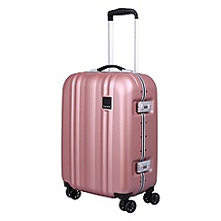 Tripp - Blush 'Absolute Lite II Frame' cabin 4 wheel suitcase