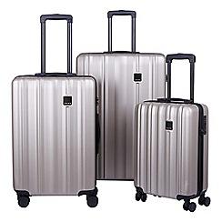 Tripp - Retro Luggage range champagne