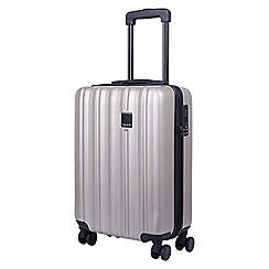 Tripp - Champagne 'Retro' cabin 4 wheel suitcase